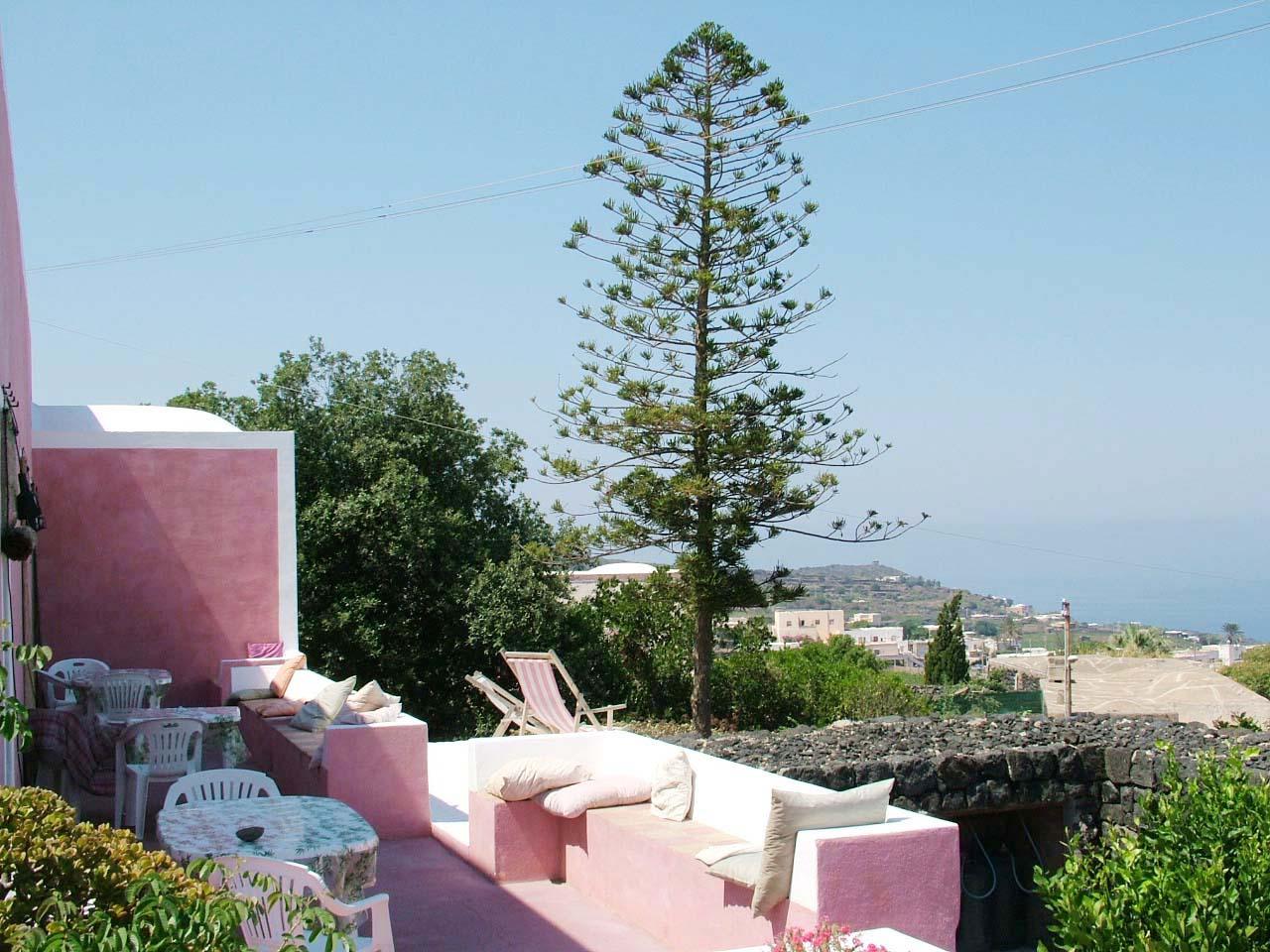 casa vacanze pantelleria, affitto dammusi